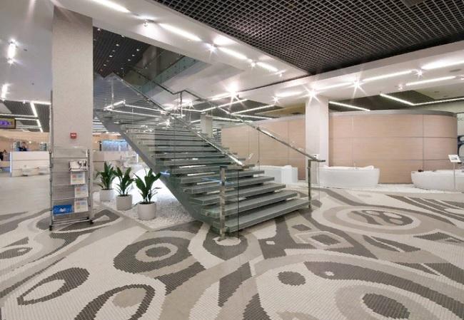 Открытый тип лестницы