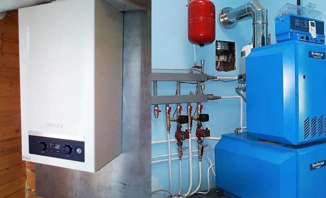 Как выбрать газовый котел отопления в частный дом