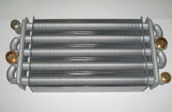 Наиболее подходящий материал для теплообменника газовых котлов