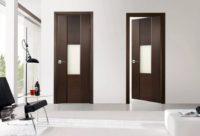 Межкомнатная дверь в стиле модерн