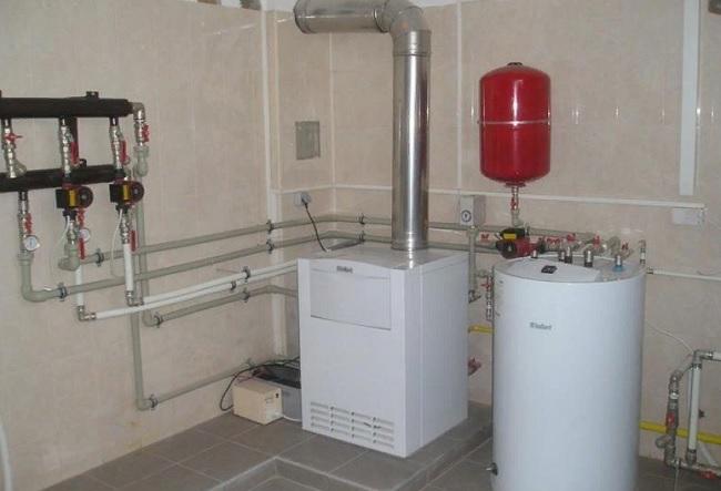 Плюсы и минусы газовых котлов для отопления