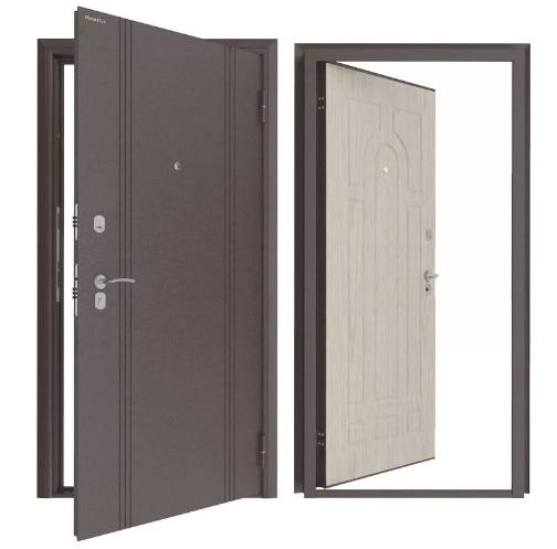 Металлические дверные полотна