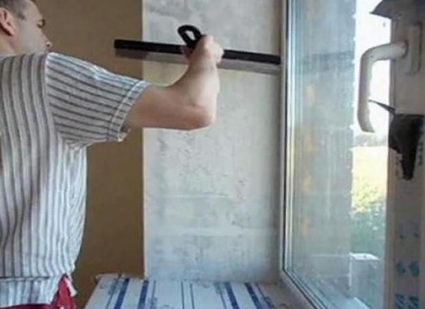 Как сделать откосы окон из гипсокартона?