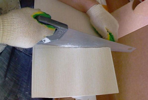 Чем лучше резать пластиковые панели ПВХ
