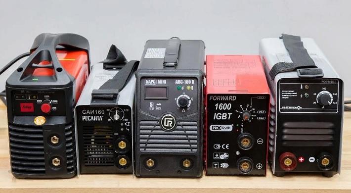 Как выбрать сварочный аппарат инвертор для дома или дачи?