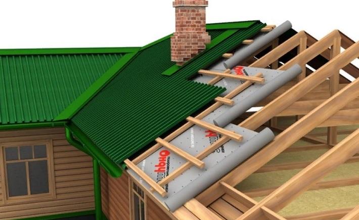 Чем хорош ондулин для крыши?