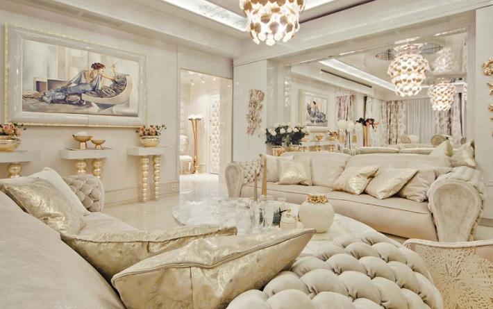 Дизайн интерьера в стиле романтизм (бидермейер)