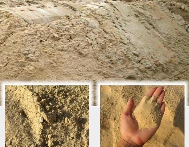 Чем отличается песок от глины?