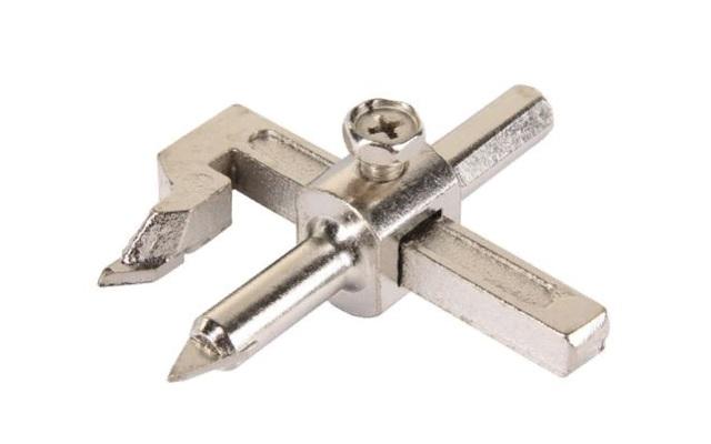 Чем просверлить отверстие в керамической плитке?