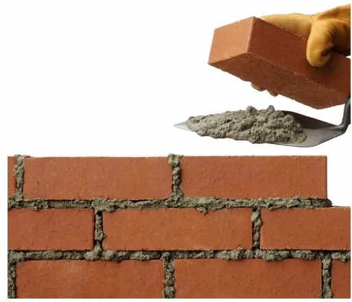 Что представляет собой строительный известковый раствор?