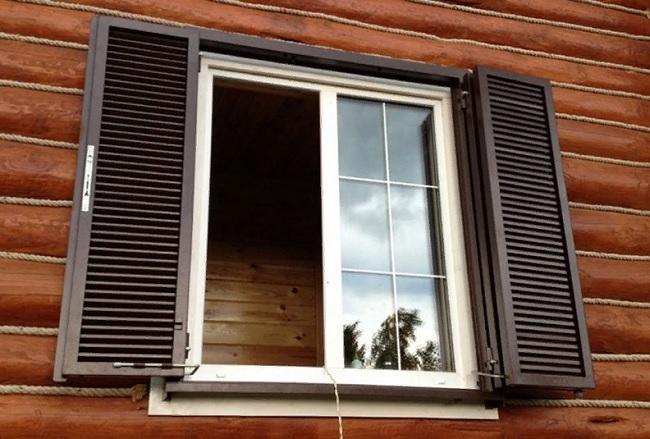 Ставни на окна: для чего нужны?