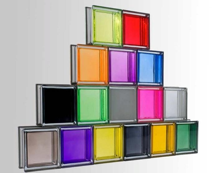 Как класть стеклоблоки?