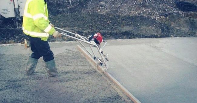 Методы уплотнения бетонной смеси