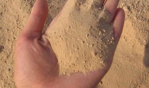 Какой песок нужен для стяжки пола?