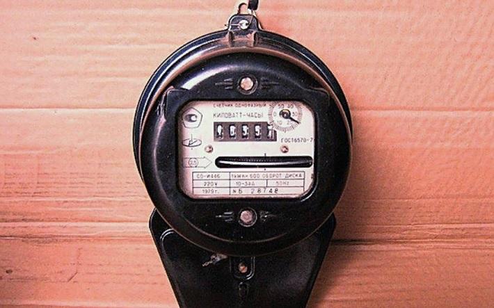 Назначение электрического счетчика