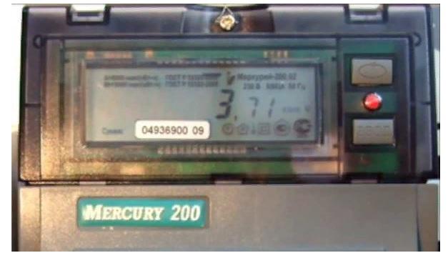 Как правильно снимать показания электрического счетчика?