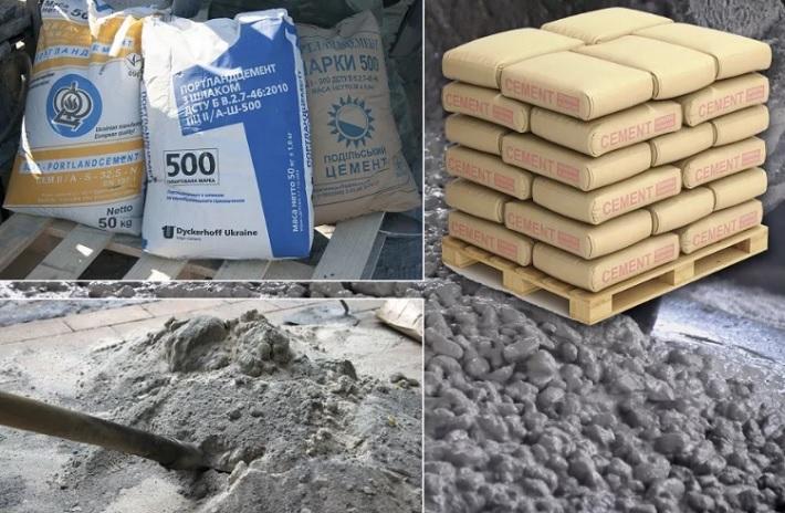 Как выбрать цемент? Его основные свойства