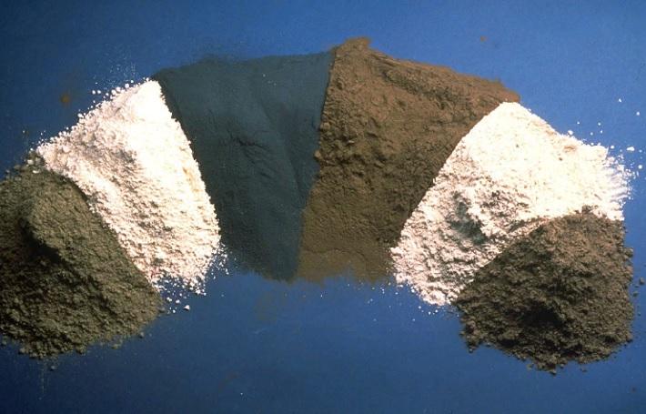 Типы цемента