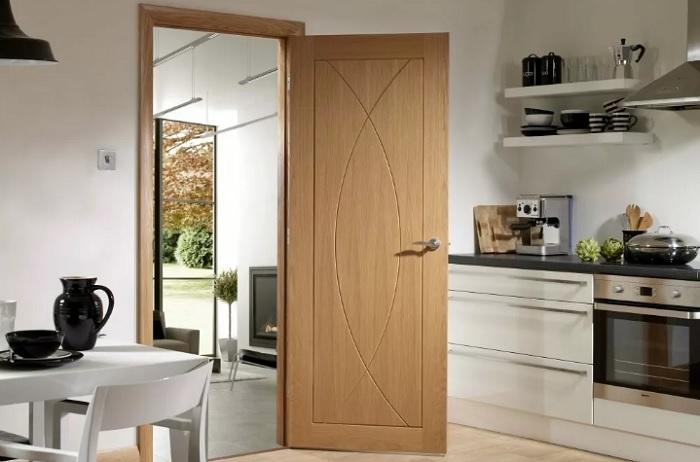 Выбираем двери на кухню