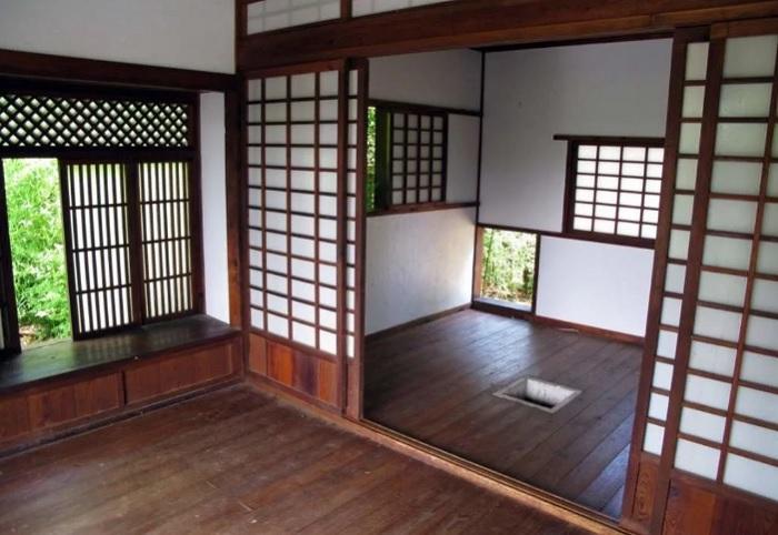 Японские двери в вашем доме