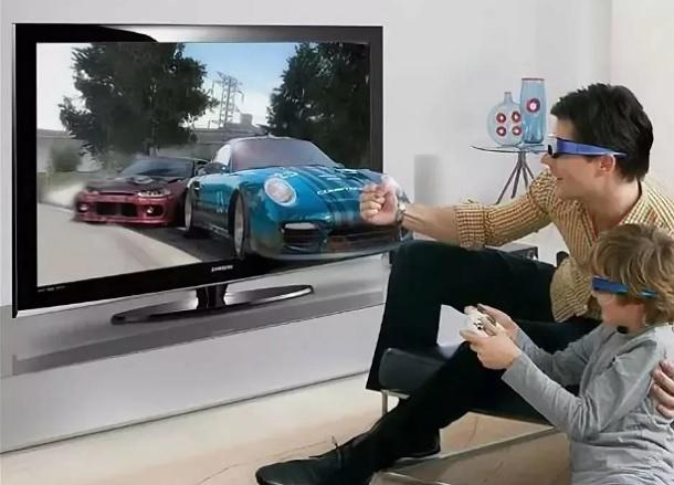 Как смотреть 3D на телевизоре?
