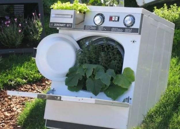 Куда деть старую стиральную машину?