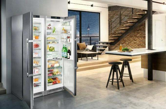 Потребляемая мощность холодильника