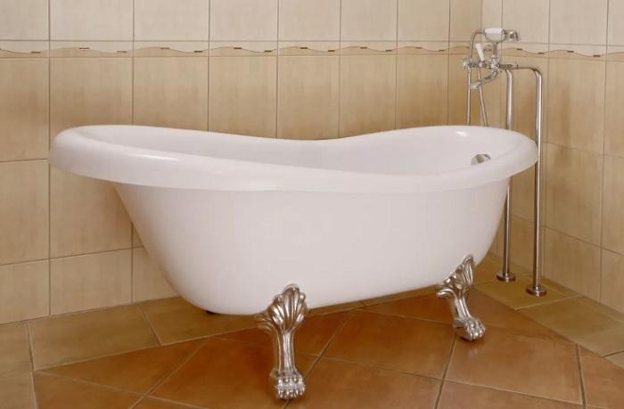 Срок службы ретро Ванны