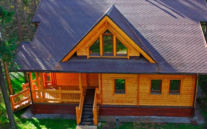 Здоровые и энергосберегающие строительные материалы